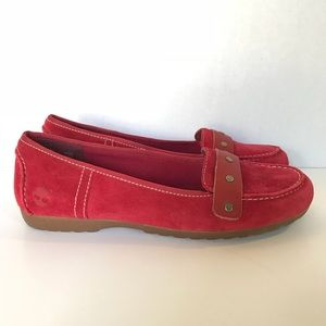Timberland Suede Loafers